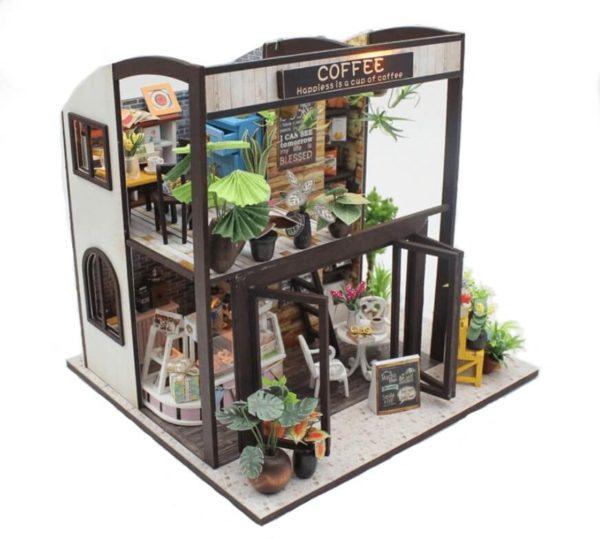 DIY Dom «Coffee House»