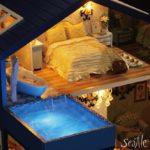Румбокс DIY-Dom «Секреты Сиэтла»|«Secrets of Seatlle»