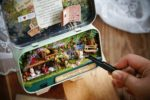 Румбокс DIY-Dom Box Theatre «Деревенские мотивы»|«Countryside notes»