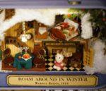Румбокс DIY-Dom Box Theatre «Зимние Прогулки»|«Roam around in winter»