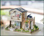 Сборная модель румбокс Сountry Village (13839)