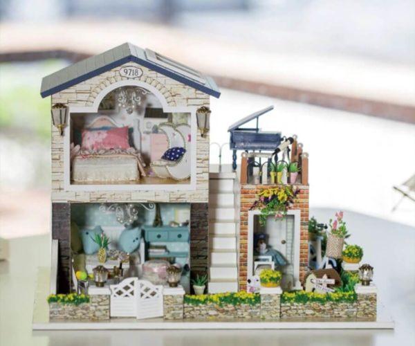 DIY-Dom «Provence romantique»