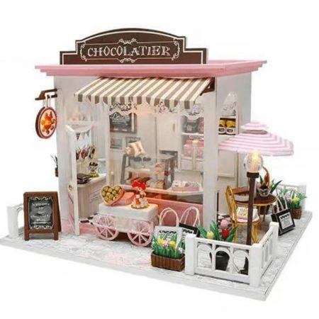 Румбокс DIY-Dom «Шоколадница»|«Chocolatier»