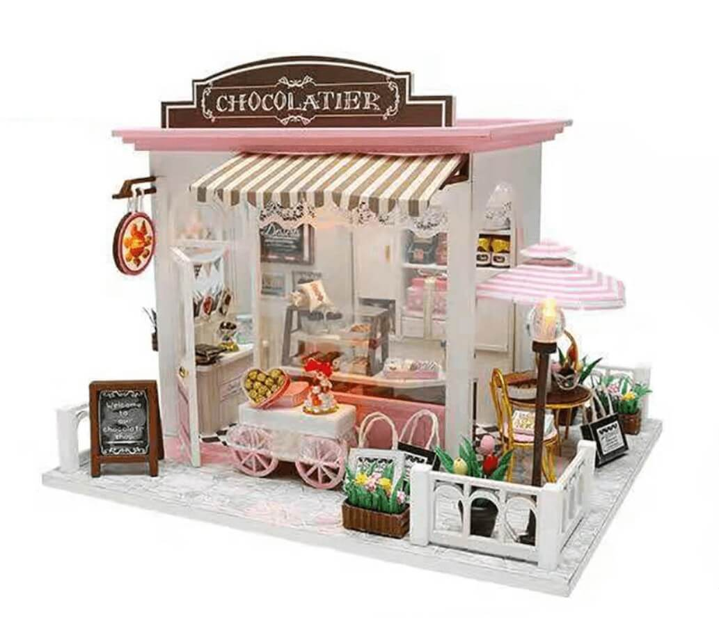 Rumbox DIY-Dom «Chocolatier» 1