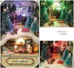 Румбокс DIY-Dom Box Theatre «Снежный Сон»|«Snow Dream»
