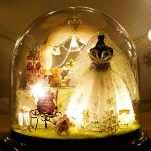 Румбокс под куполом «Любовь навсегда»