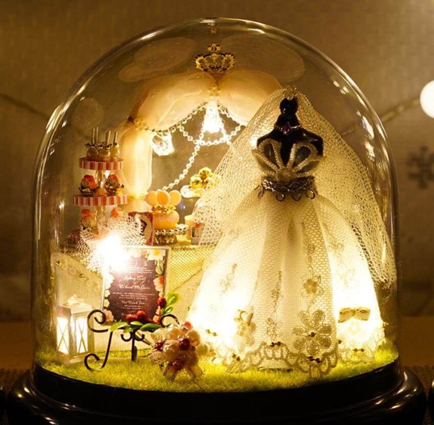 01_Купол невеста