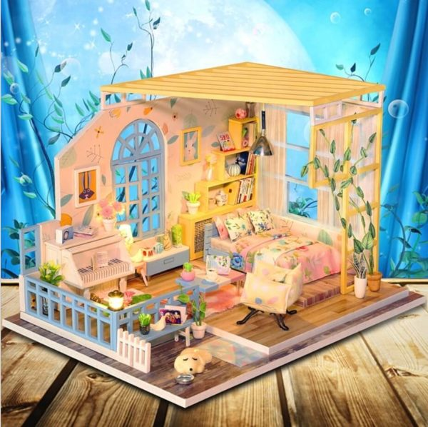 DIY-Dom «Karry House»