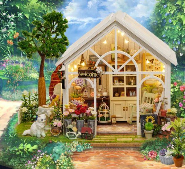 Румбокс «Sunshine Greenhouse»