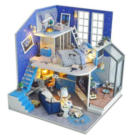 DIY-Dom «Star House»