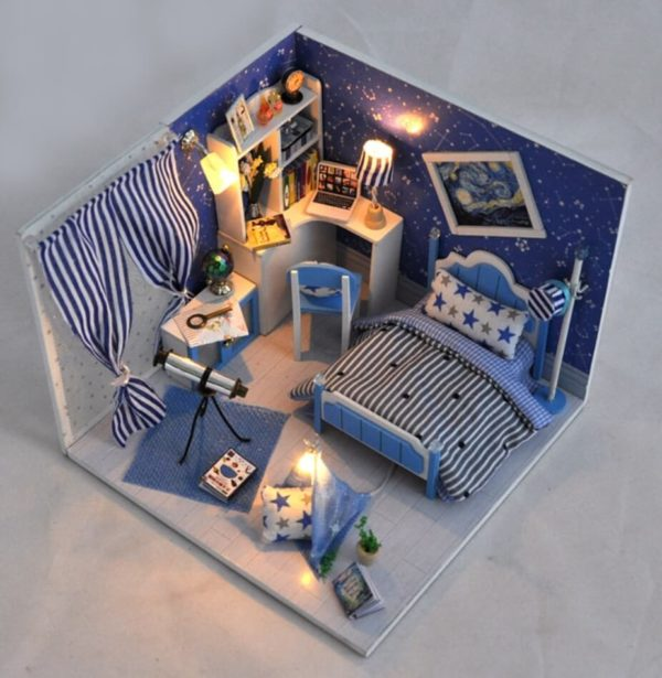 DIY-Dom «Star Room»