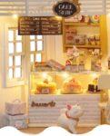 Румбокс DIY-Dom «Магазин Пирожных» «Cake Shop»