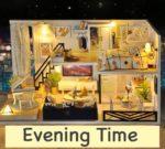 Румбокс DIY-Dom «Вечернее Время»|«Evening time»