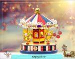 Румбокс DIY-Dom «Снежная Страна Чудес»|«Snowy Wonderland»