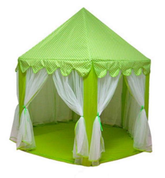 Зеленый шатер