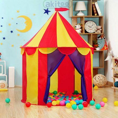 Игровой Домик Палатка Для Детей «Цирк»